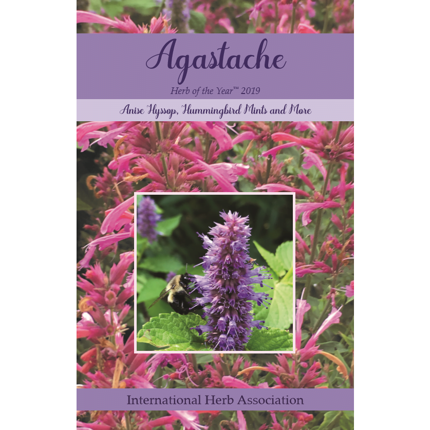 Agastache: Herb of the Year™ 2019 (10 – 29 Books) | The